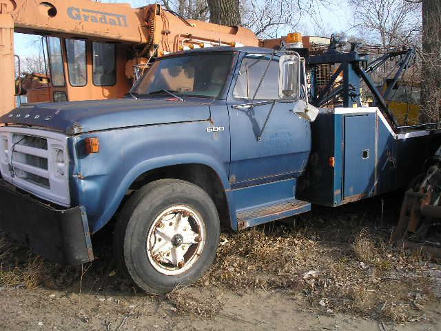 Gmc Parts Sioux City >> 1977 DODGE D600 (Stock: 8782) Details | C&H Truck Parts