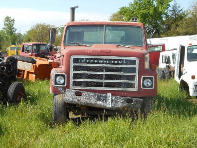 Sioux City Ford >> 1982 INTERNATIONAL 2275 (Stock: 9481) Details   C&H Truck ...