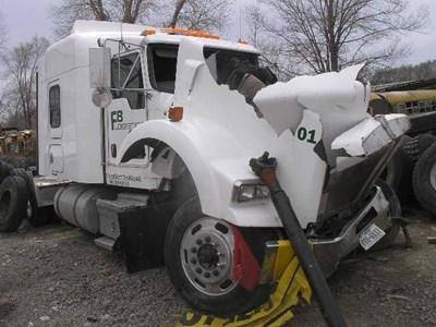 Kenworth Salvage Yard C Amp H Truck Parts