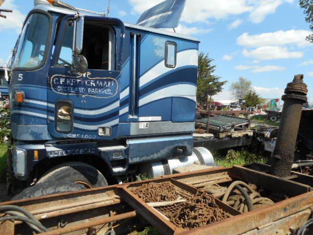 Gmc Parts Sioux City >> 1985 FORD CL9000 (Stock: 8031) Details | C&H Truck Parts