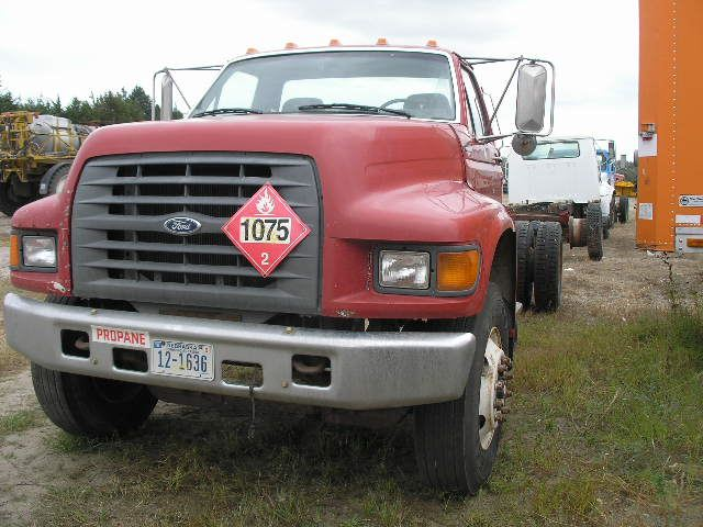 1998 FORD F700 (Stock: 8394) Details | C&H Truck Parts