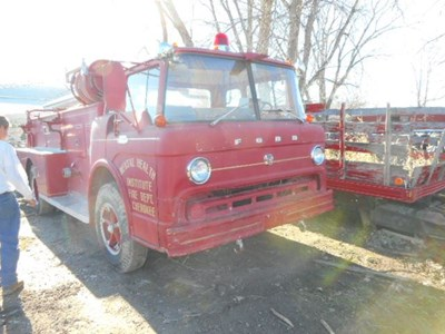 Ford   Salvage Yard   C&H Truck Parts