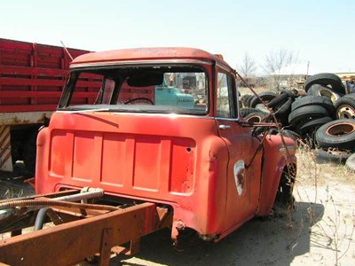 Sioux City Ford >> Chevrolet | Salvage Yard | C&H Truck Parts