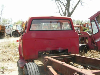 Dodge Salvage Yard C Amp H Truck Parts