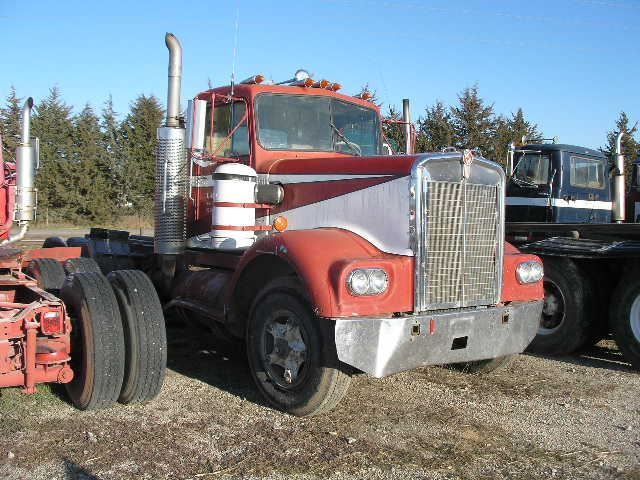 Gmc Parts Sioux City >> 1966 KENWORTH W900A (Stock: 7861) Details | C&H Truck Parts