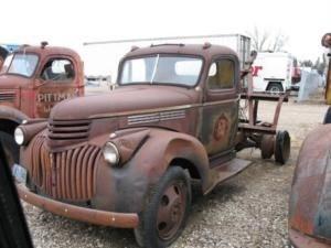Antiques Used Trucks C Amp H Truck Parts
