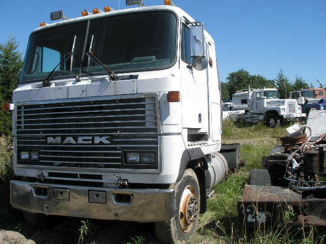 1985 Mack Cabover Stock 8593 Details C Amp H Truck Parts