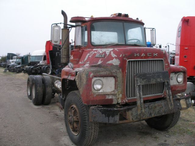 Gmc Parts Sioux City >> 1969 MACK DM-600 (Stock: 8833) Details | C&H Truck Parts
