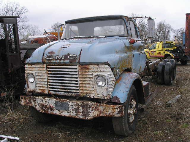 Gmc Parts Sioux City >> 1960 GMC 5000 (Stock: 8560) Details | C&H Truck Parts