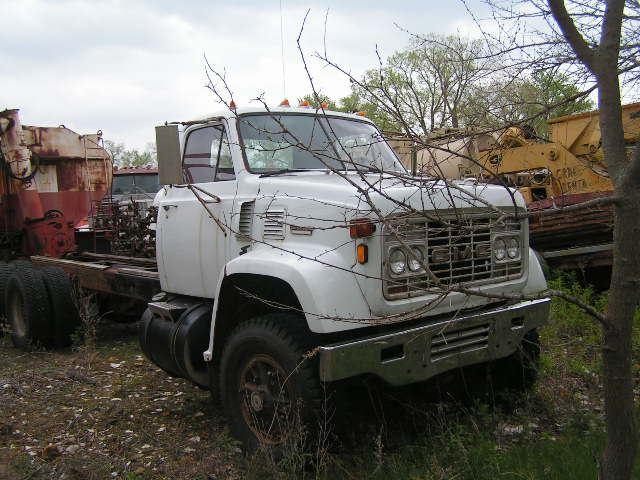 1976 GMC 9500 (Stock: 7301) Details | C&H Truck Parts