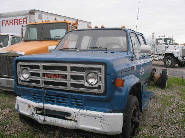 Gmc Parts Sioux City >> 1987 GMC C6500 (Stock: 8120) Details | C&H Truck Parts