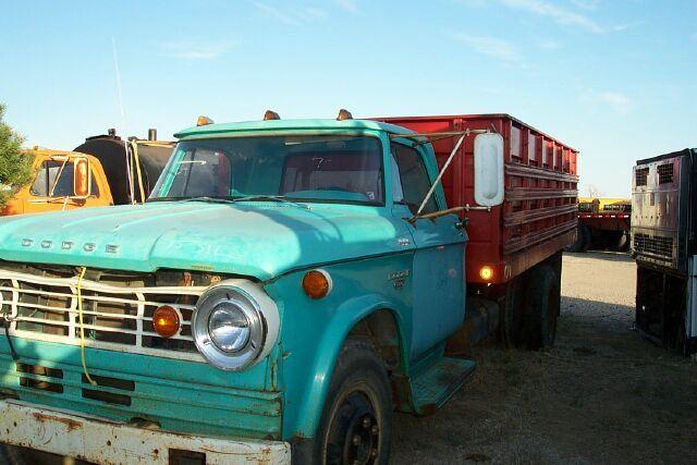 Gmc Parts Sioux City >> 1967 DODGE D500 (Stock: 5478) Details | C&H Truck Parts