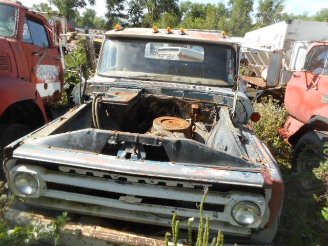 1960 Chevrolet C60 Stock 9347 Details C Amp H Truck Parts