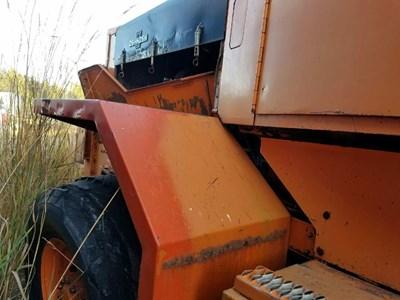 Oshkosh   Salvage Yard   C&H Truck Parts