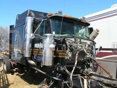 Western Star Salvage Yard C H Truck Parts