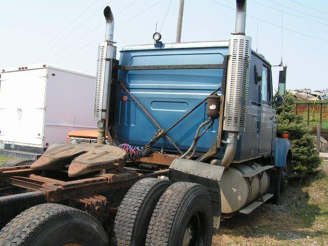 Gmc Parts Sioux City >> 1982 WHITE ROAD BOSS (Stock: 7492) Details | C&H Truck Parts