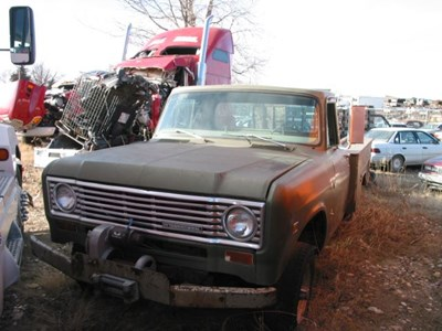 Sioux City Ford >> International   Salvage Yard   C&H Truck Parts