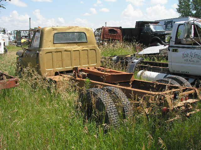 1970 CHEVROLET C50 (Stock: 6423) Details | C&H Truck Parts