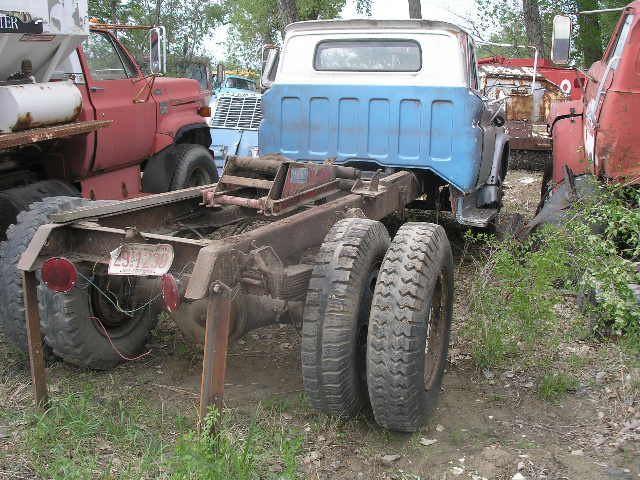 1960 Chevrolet C60 Stock 9347 Details C Amp H Truck Parts