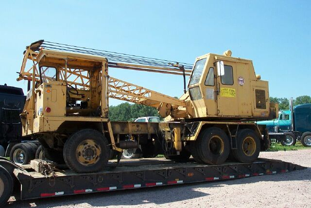 LITTLE GIANT CRANE (Stock: 4878) Details | C&H Truck Parts