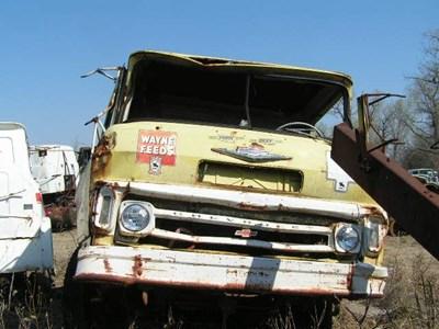 Chevrolet | Salvage Yard | C&H Truck Parts