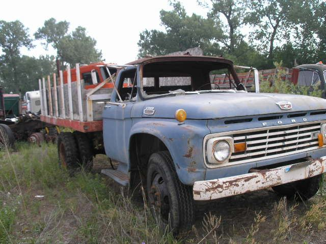 1963 FORD F600 (Stock: 5141) Details   C&H Truck Parts