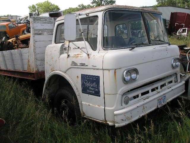 Sioux City Ford >> 1960 FORD C600 (Stock: 6351) Details | C&H Truck Parts
