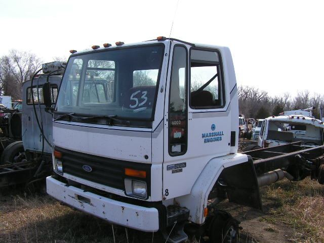 Gmc Parts Sioux City >> 1987 FORD CF6000 (Stock: 6668) Details   C&H Truck Parts