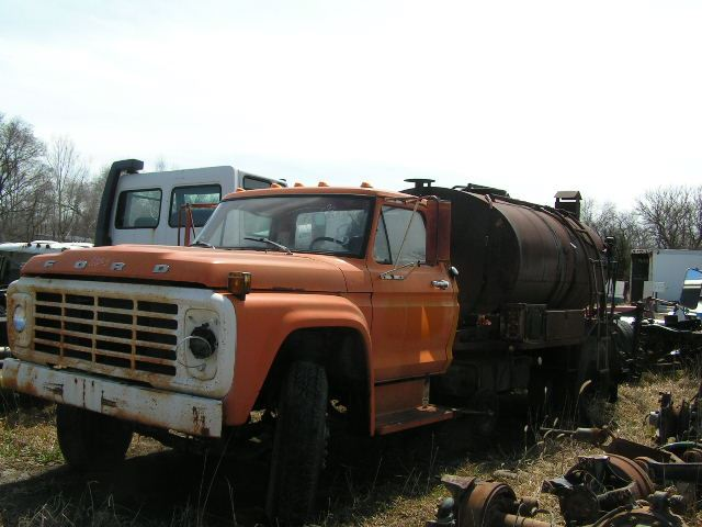 1973 FORD F700 (Stock: 6653) Details | C&H Truck Parts