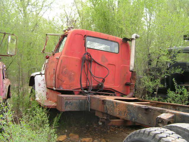 1966 Gmc 9500 Stock 4830 Details C H Truck Parts