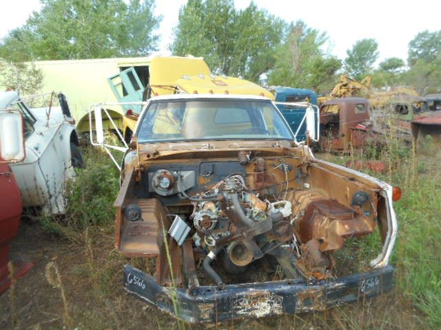 Dodge Truck Salvage Yards >> Dodge Salvage Yard C H Truck Parts