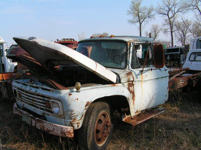 1963 FORD F600 (Stock: 4240) Details | C&H Truck Parts