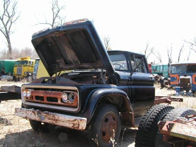 Chevrolet Salvage Yard C H Truck Parts