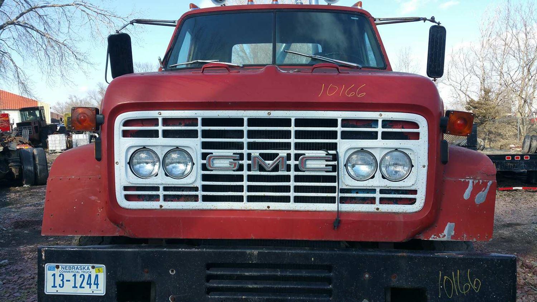 1974 Gmc 9500 Stock 10166 Details C H Truck Parts