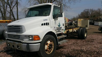 Sterling Salvage Yard C H Truck Parts