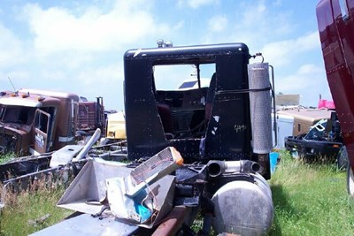 Peterbilt   Salvage Yard   C&H Truck Parts